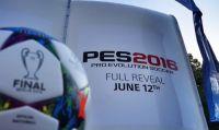 PES 2016 sarà rivelato il 12 giugno