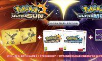 Pokémon Ultra Sole e Ultra Luna saranno venduti in tre edizioni differenti