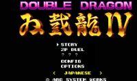 Double Dragon ritorna per il 30° anniversario