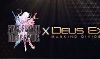 Final Fantasy Brave Exvius - Nuova collaborazione con Deus Ex: Mankind Divided