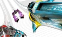 Svelata la colonna sonora di WipEout Omega Collection