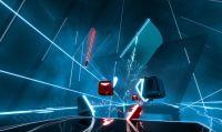 Beat Saber è in arrivo anche su PlayStation 4