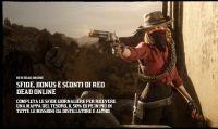 Red Dead Online - Previste sfide, bonus e sconti