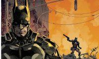Un fumetto come prequel per Batman: Arkham Knight