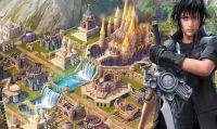 Ecco il mobile game di Final Fantasy: Final Fantasy XV: A New Empire
