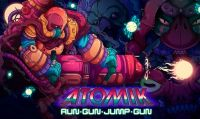Annunciato per l'8 febbraio il debutto su Switch di ATOMIK: RunGunJumpGun