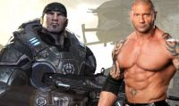 Bautista ha provato in tutti i modi a far parte del cast del film di Gears of War