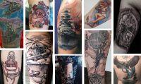 World of Warships annuncia il vincitore del Concorso del giorno del tatuaggio e presenta i migliori tatuaggi a tema navale