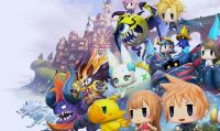 World of Final Fantasy Maxima è ora disponibile