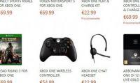 Listino ufficiale per giochi ed acessori Xbox One