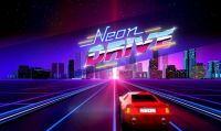 L'arcade Neon Drive è pronto per il lancio su PS4