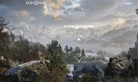 God of War sarà un 'nuovo inizio' per Kratos
