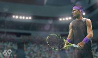Ecco il dietro le quinte di AO Tennis 2