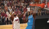 NBA 2K14: primo video su PS4