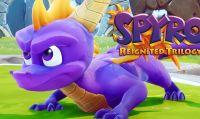 La Spyro Reignited Trilogy è stata rinviata a novembre