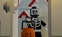 I Monsters invadono LEGO Worlds