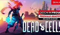 Dead Cells è giocabile gratis su Switch per un periodo limitato