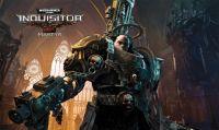 Warhammer Inquisition Martyr arriverà su console il 5 luglio