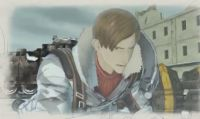 Valkyria Chronicles 4 - Ecco Fleure, Miles e Jimmy