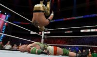 New Moves Pack è il primo DLC di WWE 2K16