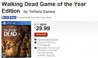 GameStop elenca The Walking Dead per PlayStation 4