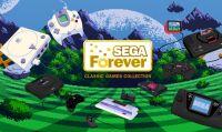 SEGA annuncia la line-up di SEGA Forever
