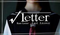 Root Letter: Last Answer in arrivo su PS4, Switch e PC nel 2019