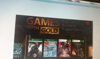 Svelati i Games with Gold di agosto?