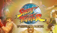 È online la recensione di Street Fighter 30th Anniversary Collection