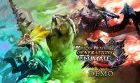 Monster Hunter Generations Ultimate - Ecco un video gameplay tratto dalla demo