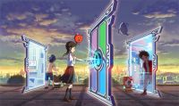 Yokai Watch 4 - Video gameplay off-screen dal Tokyo Game Show