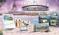 Kalypso annuncia l'edizione speciale fisica di Tropico 6