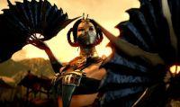 Mortal Kombat X - Trailer Kitana