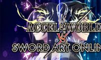 Accel World VS. Swort Art Online Deluxe Edition arriva su PC il 12 settembre
