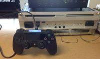 Prima foto del controller PS4?