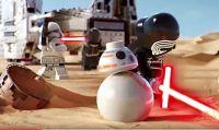 LEGO Star Wars: Il risveglio della Forza - Ecco il trailer di BB-8