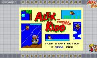 Alex Kidd in Miracle World e Gain Ground arrivano su Nintendo Switch