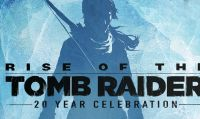 Un trailer per Rise of the Tomb Raider: 20 Year Celebration