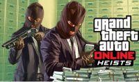 GTA Online: da oggi 'Colpi'