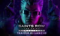 Saints Row The Third Remastered è ora disponibile