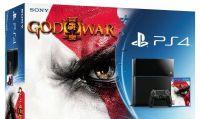 Su Amazon compare il bundle PS4+GoW 3 Remastered