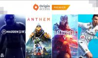 E3 EA - Electronic Arts annuncia Origin Premium per PC