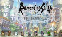 Square Enix apre la pre-registrazione di Romancing Saga Re;univerSe