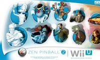 Zen Pinball 2 per Wii U sul'eShop
