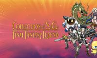 Annunciato Collection of SaGa Final Fantasy Legend per Nintendo Switch