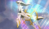 Arceus scaricabile gratuitamente sui giochi Pokémon di sesta generazione