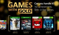 Svelati i Games With Gold di giugno