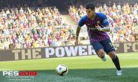 PES 2019 - Un filmato mette in mostra Liverpool vs. Barcellona