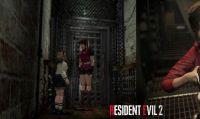 Resident Evil 2 - Grafica da PS1 se si gioca il remake a bassa definizione
