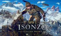 Annunciato il nuovo videogioco della serie WW1: Isonzo